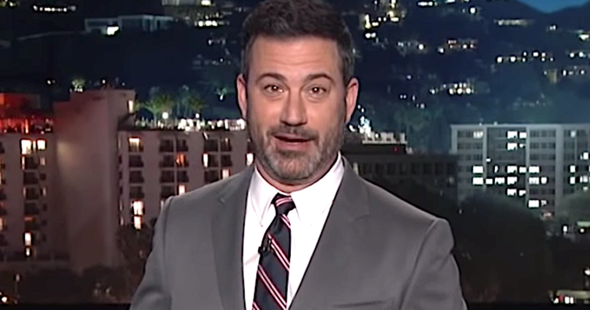 Jimmy Kimmel's Plan To End Government Shutdown Is Just What America Needs