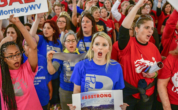 West Virginia Teachers Announce Another Statewide Strike