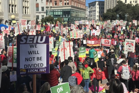 Oakland Teachers Go On Strike To Demand Higher Pay, Better Classroom Conditions