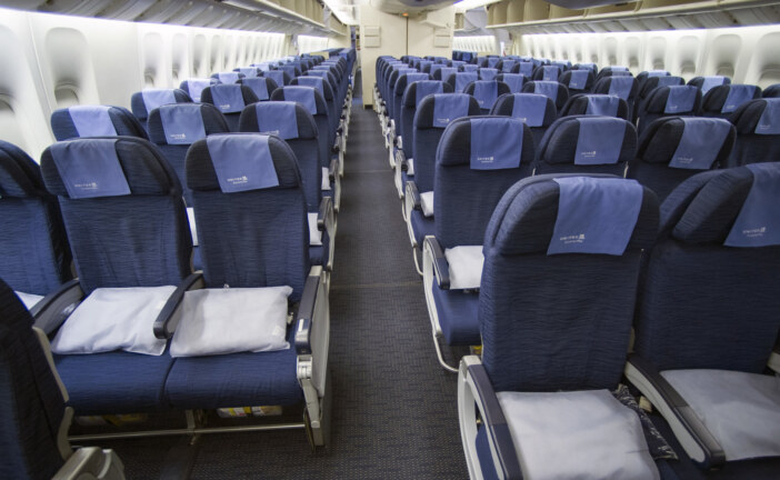 There Are Seat-Back Cameras On Some American And United Air Flights Now