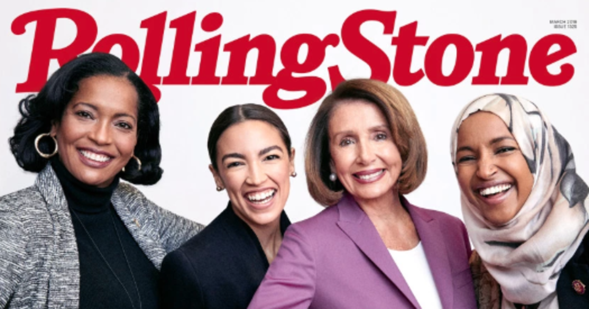 Rolling Stone Features Democratic 'Women Shaping The Future' As Cover Stars