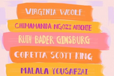 5 Women Changing The World With Their Words