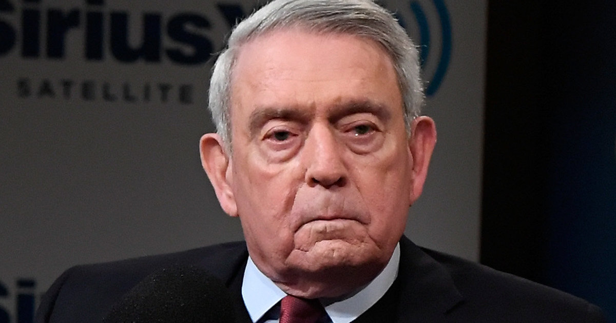 Dan Rather Rips Paul Manafort Sentence: Black Kids In Projects Routinely Get Worse