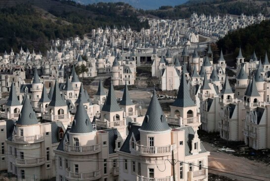 Want a Castle in Turkey? You May Find a Bargain