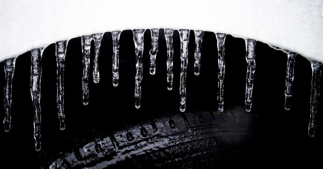 What's on Your Car? Winter Tires, We Hope