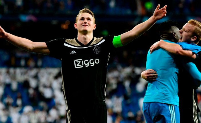 Ajax Stuns Real Madrid, Ending Its Reign in Champions League