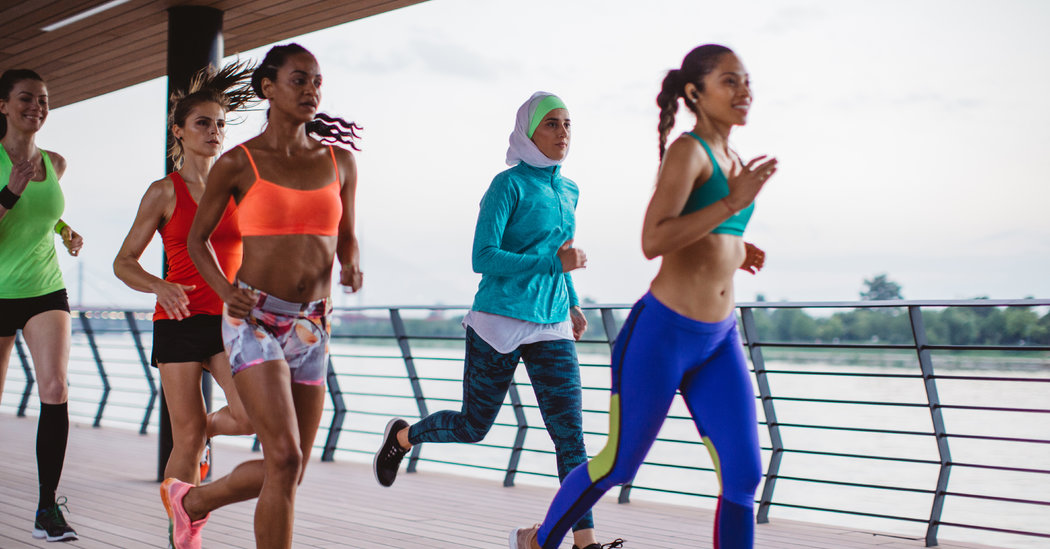 How Breast Size Affects How Women Exercise
