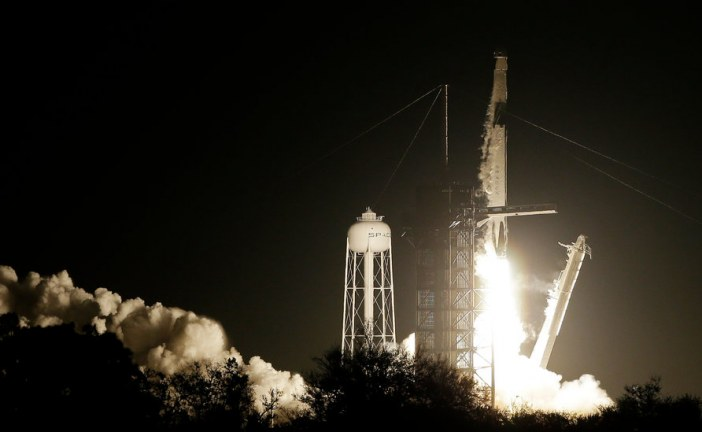 SpaceX and NASA Launch Is First Step to Renewed Human Spaceflight