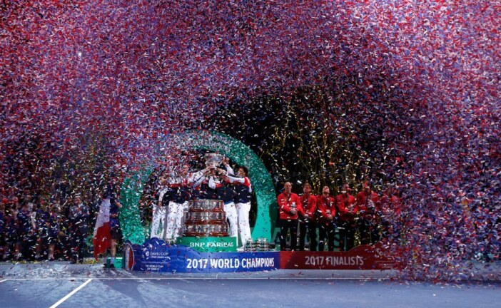 France Caps a Throwback Season by Reclaiming the Davis Cup