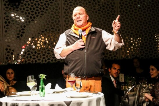 Disgraced by Scandal, Mario Batali Is Eyeing His Second Act