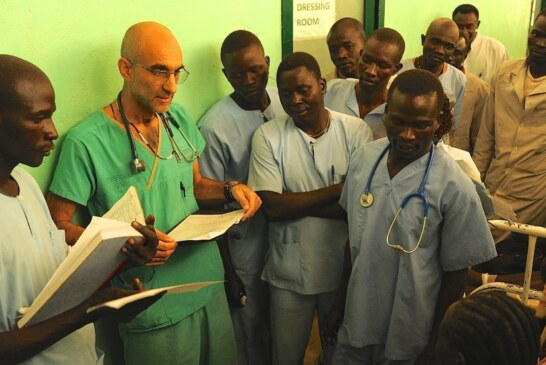 Review: A Surgeon Performs Miracles in Sudan in 'The Heart of Nuba'