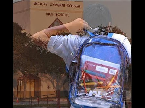 Parkland students are not happy about clear backpacks
