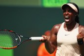 For Sloane Stephens, Run to Final in Miami Brightens the Mood