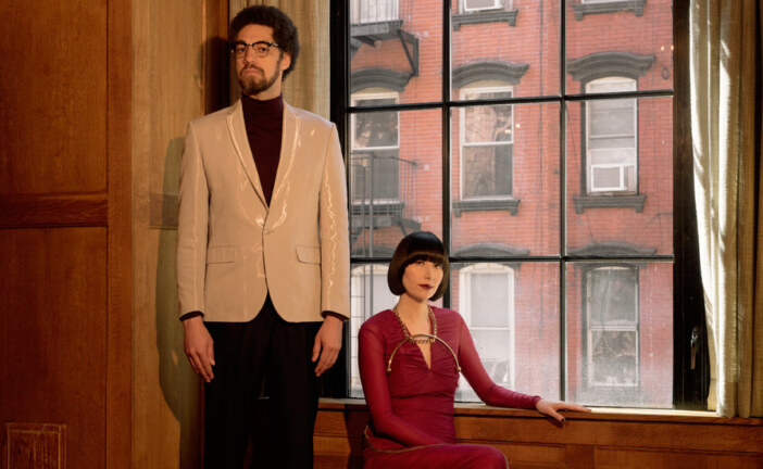 Karen O and Danger Mouse Made an Album. It Only Took 11 Years.