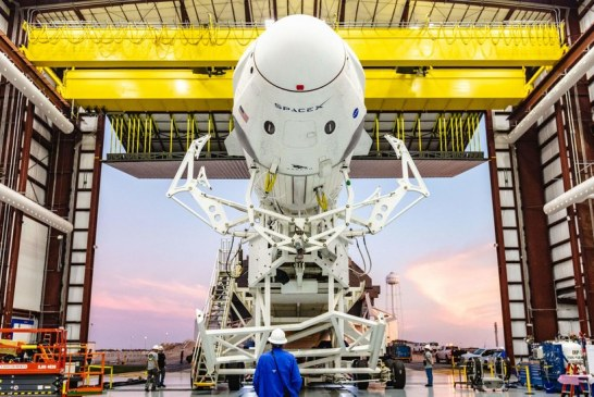 SpaceX and NASA to Test Launch Crew Dragon, a New Ride to Orbit