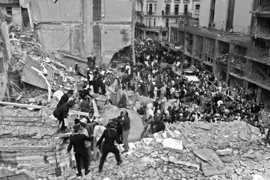 Argentina Convicts Ex-Officials in Cover-Up of '94 Bombing of Jewish Center
