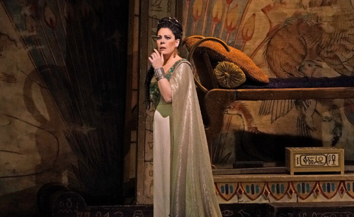 Farewell to 'Aida': The Week in Classical Music