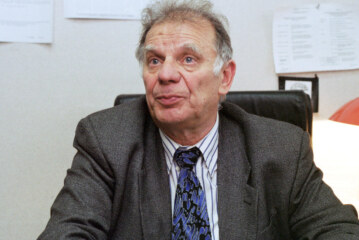 Zhores Alferov, 88, Dies; Nobel Winner Paved Way for Laser Technology