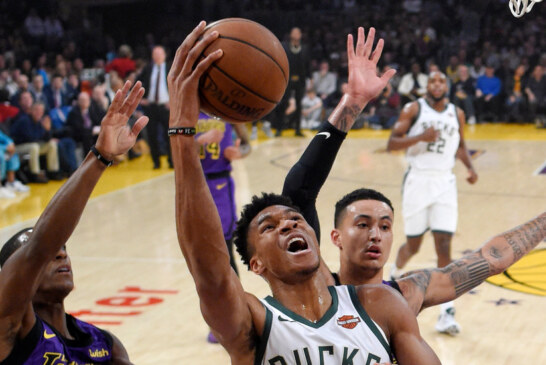 Giannis Antetokounmpo Is N.B.A. Must-See TV, and Maybe the M.V.P.