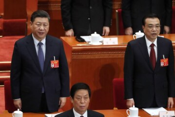 China's Premier Promises Relief for Business in a Year of Risks