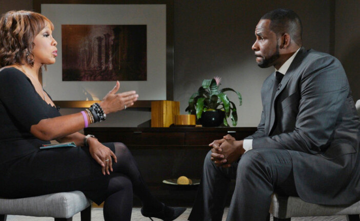 How Gayle King Kept Her Cool in the R. Kelly Interview
