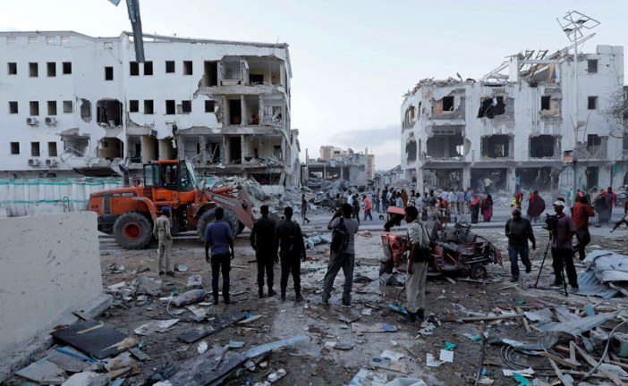 U.S. Airstrikes Kill Hundreds in Somalia as Shadowy Conflict Ramps Up