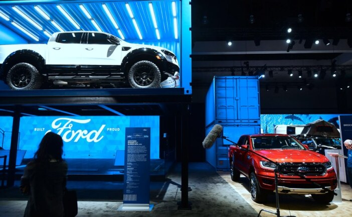 Ford and VW Team Up, With Talk of Driverless and Electric Cars