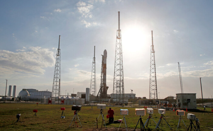 After SpaceX Launch, Israeli Spacecraft Begins Journey to the Moon