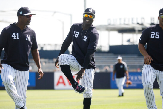 The Yankees Have a Tantalizing Young Core. Can They Keep It Intact?