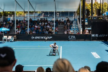 The Most Famous Man at the Australian Open Is Not Who You Think