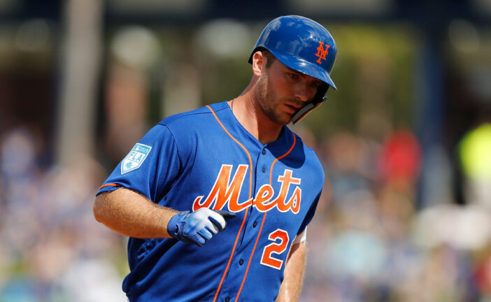 Pete Alonso Needs More Than Power to Claim His Spot With the Mets