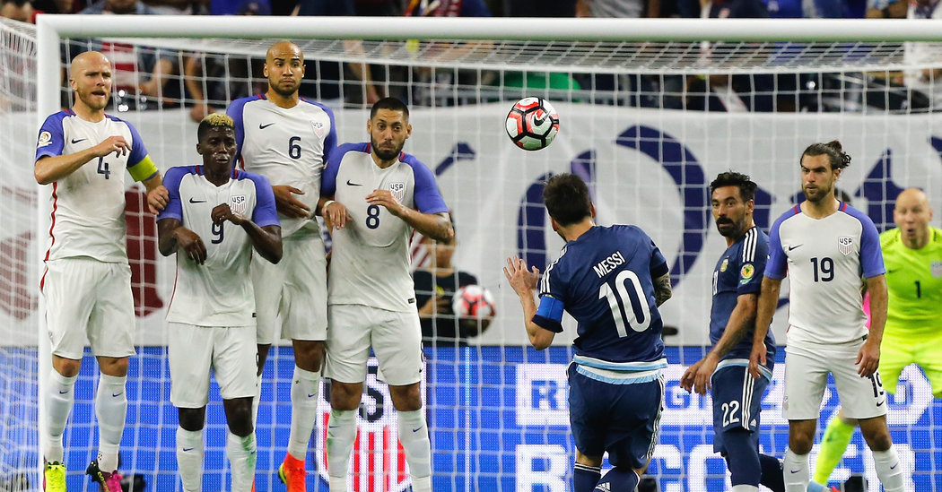 U.S. Soccer Invites South American Teams for Rich New Tournament in 2020