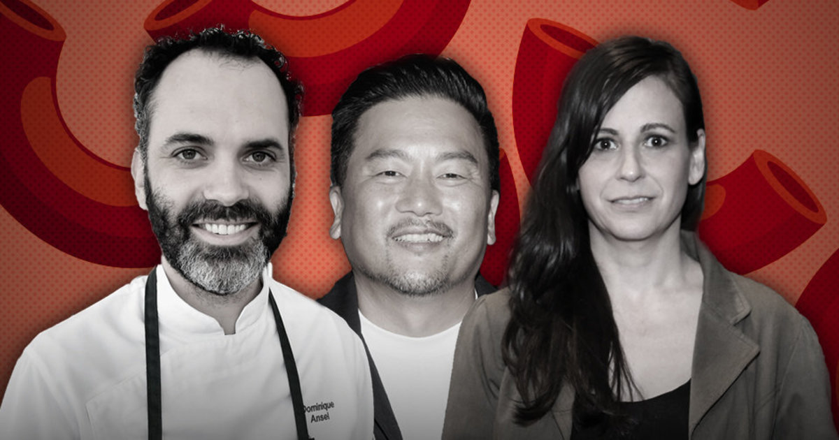 17 Of America's Top Chefs Share Their Favorite Comfort Foods