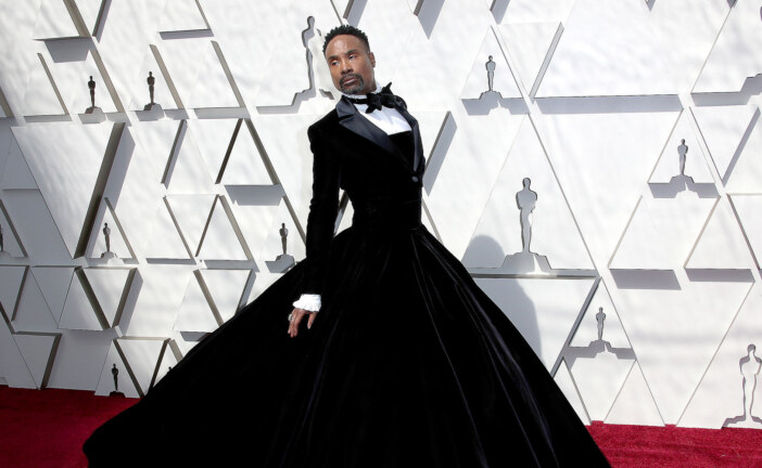 Billy Porter Says He Wore Tuxedo Gown To The Oscars To 'Create Conversation'