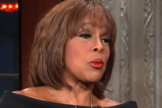 Gayle King's Response To Fox News' Robin Roberts Mix-Up Is Pure Fire